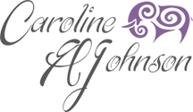 A brand new website created for CarolineAJohnson by developers, Iosys of Coalville, Leicestershire
