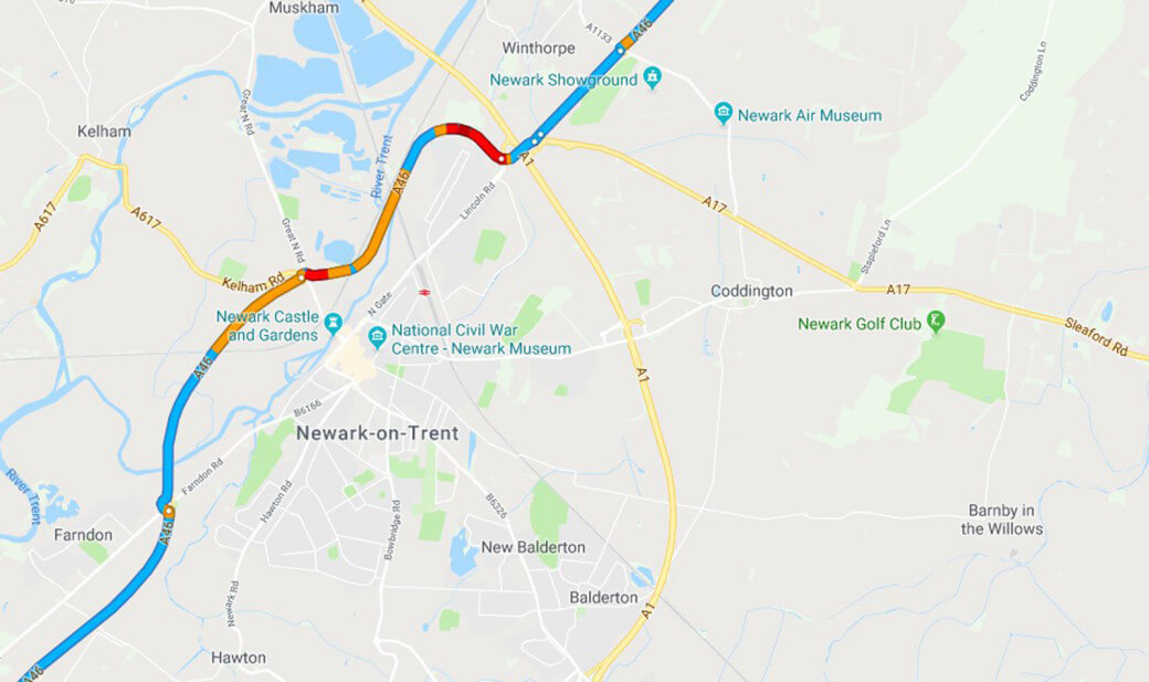 How does Google Maps know traffic conditions? | Technology news from Windermere, Cumbria - Iosys
