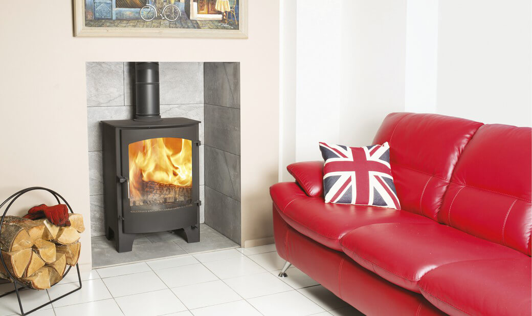 New website for cosy family fireplace business