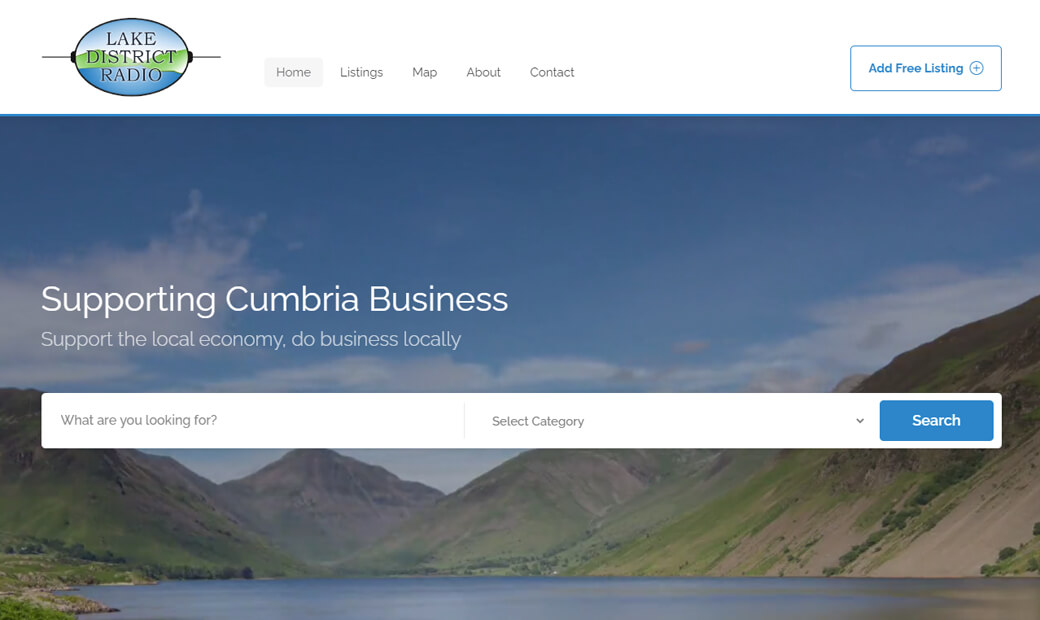 New directory promotes local Cumbria business