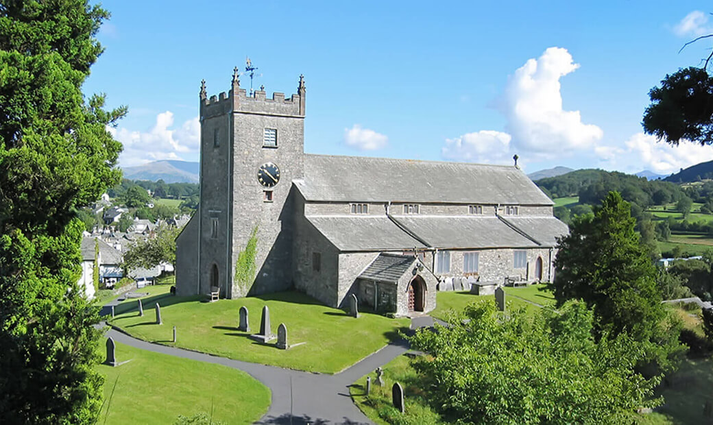 New website for Hawkshead Benefice.When we at Iosys relocated to Windermere towards the end of 2019 it was always our intention to become part of the local community.