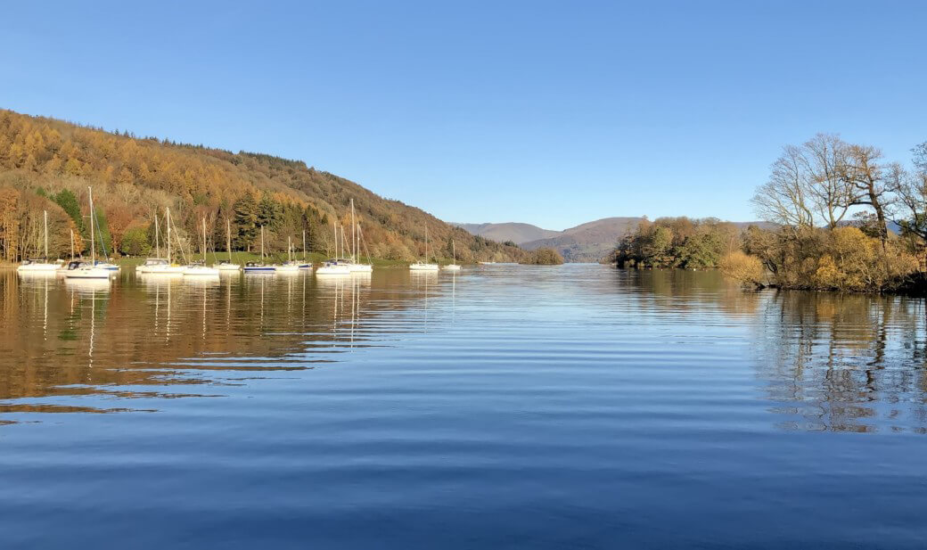 Web software firm relocates to Cumbria.After many years of careful thought and consideration, we (the family, dog, cat and business) have finally relocated from our Leicestershire roots,  'up-North' to the picturesque Lake District, Cleabarrow close to Lake Windermere to be exact.